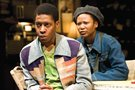 From Lanford Wilson's Hot L Baltimore at the Steppenwolf. Photo by Michael Brosilow