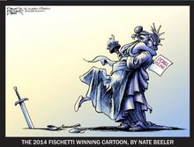 Cartoon-on-DOMA-wins-Fischetti-award-from-Columbia-College
