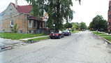 124 N. Kilbourn Ave., where the incident is alleged to have occurred. Photo by Gretchen Rachel Blickensderfer