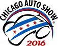 Chicago Auto Show logo.