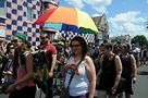 From Dyke March Chicago. Photo by Hal Baim