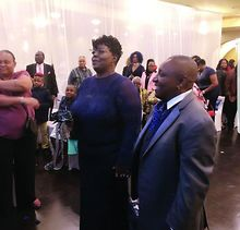 CELEBRATIONS-Wanda-B-Stephanie-Green-renew-vows-after-25-years