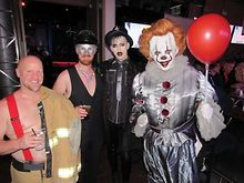 Halloween-weirdness-at-Sidetrack