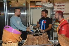 Leather-community-gives-at-GroceryLand