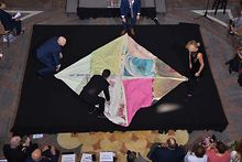 AIDS-Quilt-moves-to-National-AIDS-Memorial-archives-to-Library-of-Congress