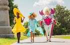 Bob the Drag Queen, Shangela and Eureka O'Hara. Photo courtesy of HBO