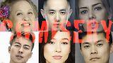 Amy Hill (Magnum PI), Bee Vang (Gran Torino), Sheetal Sheth (Hummingbird), Singaporean pop star Nat Ho, Jennifer Field (9-1-1) and Harrison Xu (Shameless)