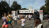 Runners at past AIDS Run & Walk. Photo by Carrie Maxwell