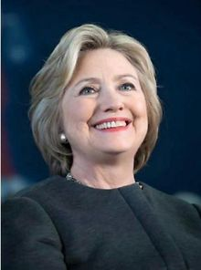 Hillary-Clinton-supports-Personal-PACs-virtual-annual-awards-luncheon