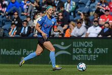 Four Red Stars chosen for WNT camp