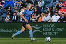 Chicago Red Stars player Julie Ertz. Photo by Justyne Freud