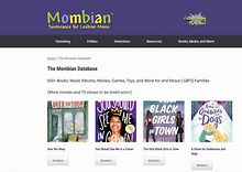 'Mombian Database' released