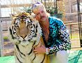 Joe Exotic vented his frustration after former President Donald Trump didn't pardon him. Photo of Exotic courtesy of Netflix