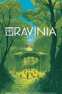 Ravinia Women's Board unveils winner of poster competition