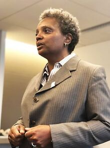 COVID Lightfoot announces plan to ease restrictions in Chicago