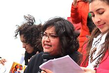 TANIA UNZUETA: Fighting for justice, one cause at a time