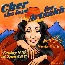 Chicago's LGBTQ+ Armenian community aims to 'Cher the Love for Artsakh'