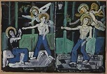First U.S. exhibition of Greek 20th-century artist Yannis Tsarouchis: Dancing in Real Life May 7