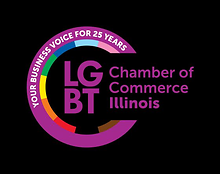 LGBT Chamber of Commerce of Illinois celebrates 25th anniversary with new brand