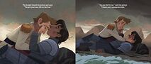 Prince & Knight: Tale of the Shadow King. Image courtesy of GLAAD