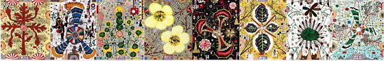 Night and Day in the Garden of All Other Ecstasies, by Tony Fitzpatrick. PR image