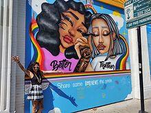 Good-News-cannabis-brand-unveils-interactive-Pride-mural