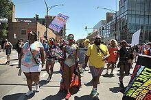 Second-Drag-March-for-Change-takes-place-in-Northalsted-Boystown