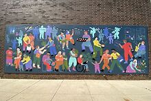New-mural-by-artist-Molly-Costello-celebrates-diverse-Andersonville-neighborhood-