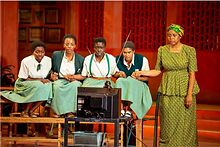 THEATER-REVIEW-School-Girls-or-the-African-Mean-Girls-Play-