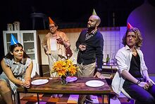 THEATER REVIEW The Things I Could Never Tell Steven