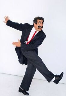 Frank-Ferrante-to-return-as-Groucho-for-one-night